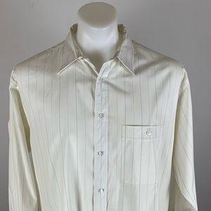 Giorgio Armani Pinstripe Shirt